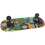 Скейтборд Black Animals, My Area