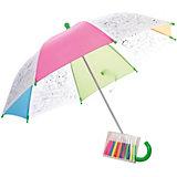 """Зонтик для раскрашивания """"Фиксики"""""""