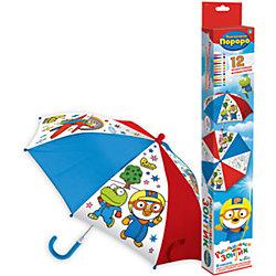"""Зонтик для раскрашивания """"Пингвиненок Пороро"""
