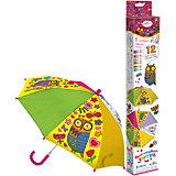 """Зонтик для раскрашивания """"Совы"""""""