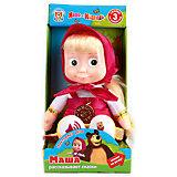 Кукла Маша, 30 см, со звуком, Маша и Медведь, МУЛЬТИ-ПУЛЬТИ