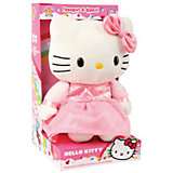 "Мягкая игрушка  ""Hello Kitty"", 22 см, со звуком, МУЛЬТИ-ПУЛЬТИ"