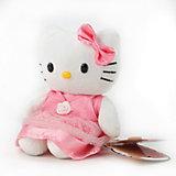 "Мягкая игрушка  ""Hello Kitty"", 14 см, со звуком, МУЛЬТИ-ПУЛЬТИ"
