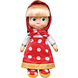 """Мягкая игрушка """"Маша"""", 29 см, со звуком, Маша и Медведь, МУЛЬТИ-ПУЛЬТИ"""