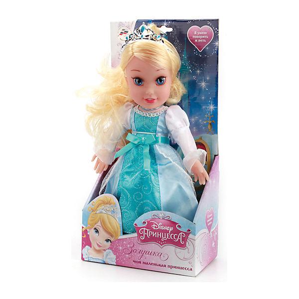 """Кукла """"Золушка"""", 30 см, со звуком, Disney Princess, МУЛЬТИ-ПУЛЬТИ"""