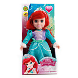 "Кукла ""Ариэль"", 30 см, со звуком, Disney Princess, МУЛЬТИ-ПУЛЬТИ"