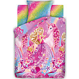 """Детское постельное белье 1,5 сп. Непоседа, """"Barbie"""" Принцесса Алекса"""
