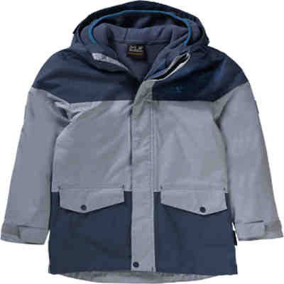 3 in 1 Outdoorparka SNOWY TRAIL TEXAPORE für Jungen