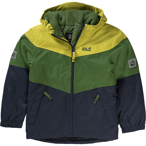 Kinder Outdoorjacke PENGUIN ISLAND