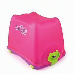Ящик для игрушек, розовый