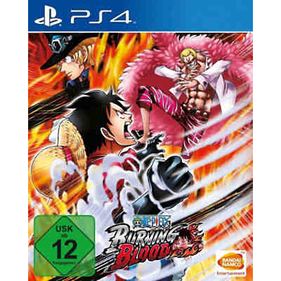 PS4 One Piece Burning Blood