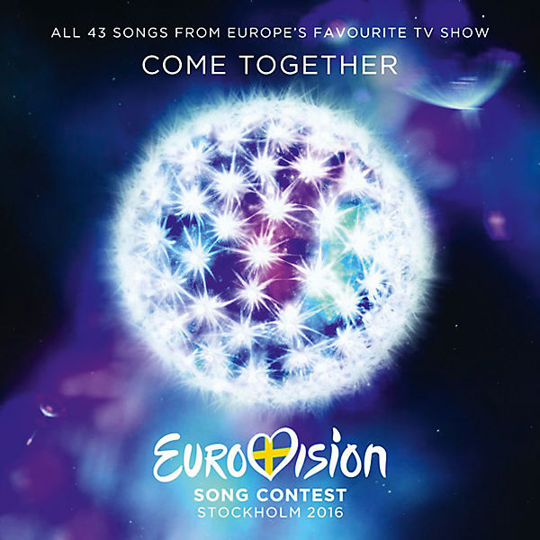 CD Eurovision Song Contest Stockholm 2016