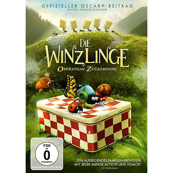 DVD Die Winzlinge - Operation Zuckerdose