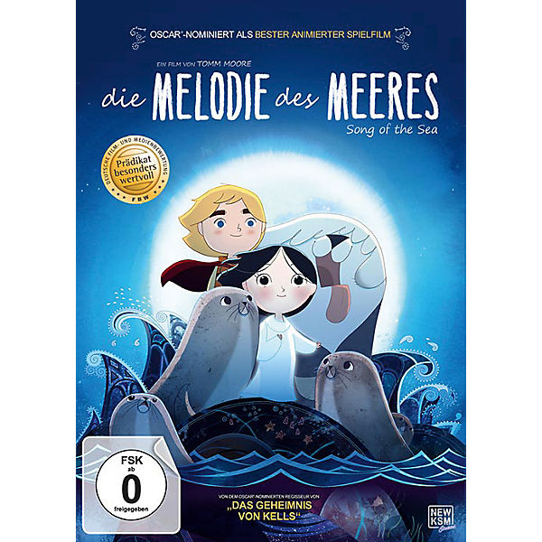 DVD Die Melodie des Meeres - Song of the sea