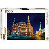 "Пазл ""Москва. Исторический музей"", 1000 деталей, Step Puzzle"