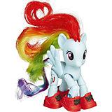 """Пони Радуга Дэш, """"Дружба - это чудо!"""", My little Pony"""