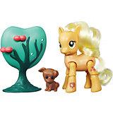 "Пони Эппл Джек, ""Дружба - это чудо!"", My little Pony"