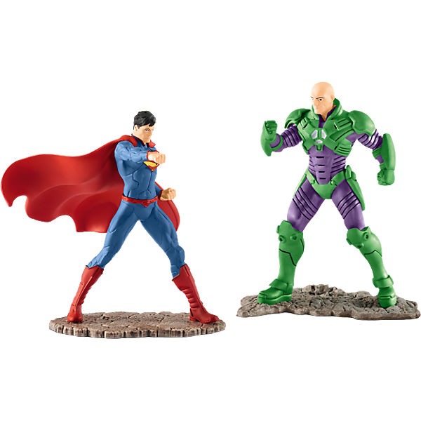 Schleich 22541 Justice League: Superman vs. Lex Luthor