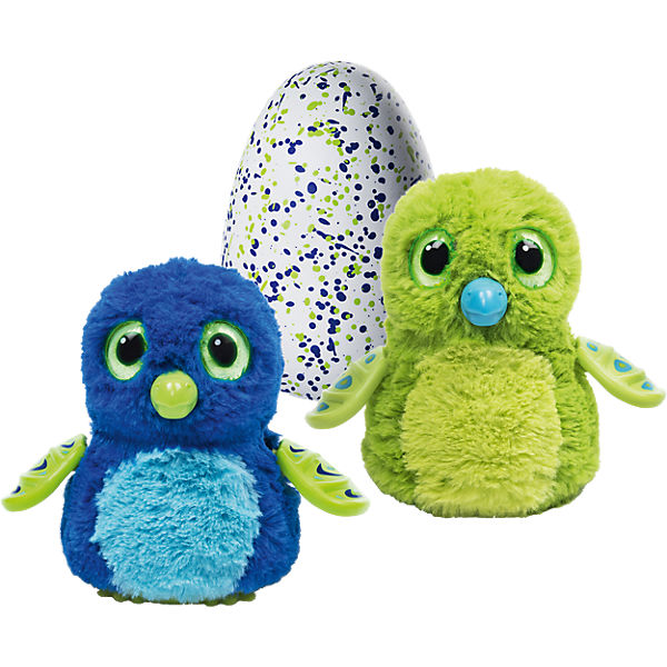Hatchimals Draggles, blau-grün