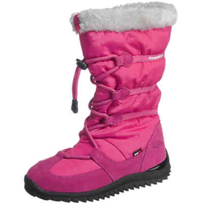 Kinder Winterstiefel PUFFY, TEX, Weite M