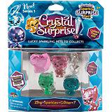 """Игровой набор 2 - 4 фигурки"""" , Crystal Surprise"""