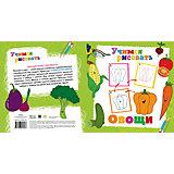 """Книга """"Овощи"""" Учимся рисовать"""