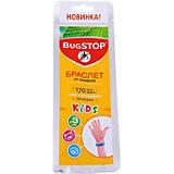 Детский браслет от комаров KIDS, BugSTOP