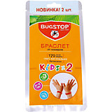 Детский браслет от комаров KIDS*2, BugSTOP