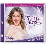 CD Violetta Staffel 2.1