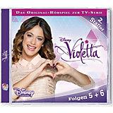 CD Violetta Staffel 2.3