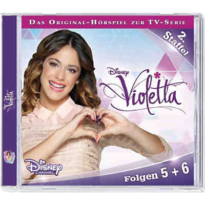 CD Violetta Staffel 2.3