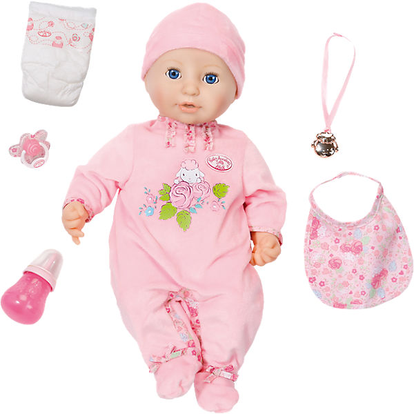 Baby Annabell® Babypuppe, 43cm