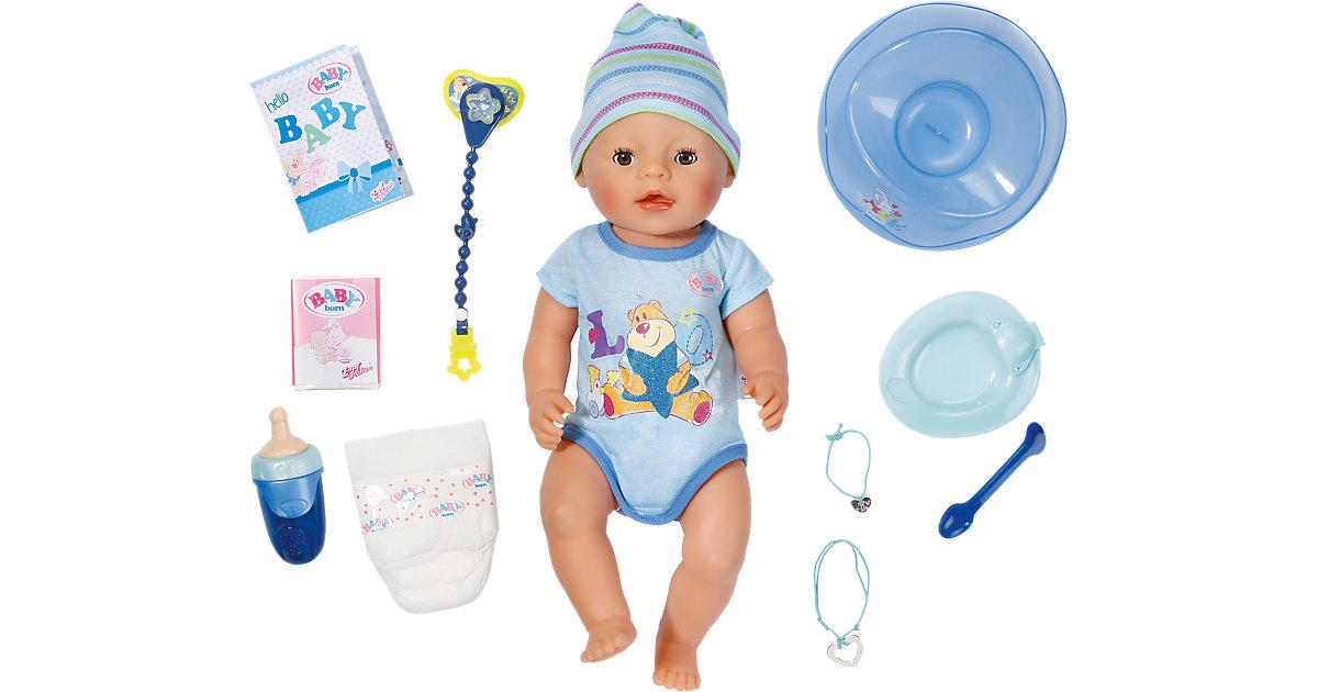 BABY born® Interactive Boy, 43 cm