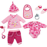 "Одежда для куклы ""Готовимся к зиме"", BABY born®"