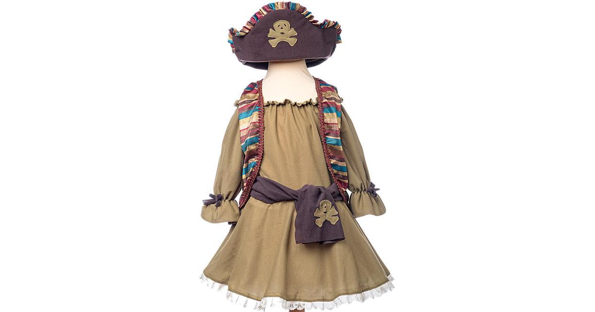 Kostüm Piratin Grace Gr. 140/152