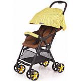 Прогулочная коляска Carbon, Jetem, жёлтый