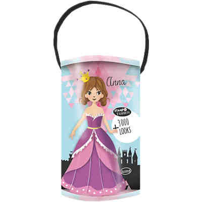 Stampo Fashion Box - Prinzessin