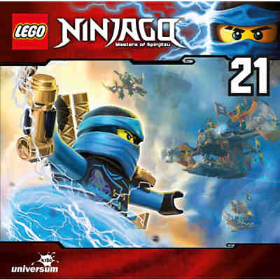 CD LEGO Ninjago - Masters of Spinjitzu 21