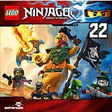 CD LEGO Ninjago - Masters of Spinjitzu 22