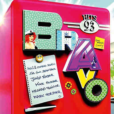 CD Bravo The Hits Vol.93