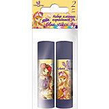Набор клей-карандашей (2 шт), 9 г, Winx Fairy Couture