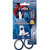 Ножницы в чехле, 13 см, Человек-паук