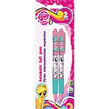 Автоматическая ручка, 2 шт, My Little Pony