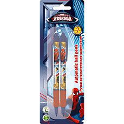 Автоматическая ручка, 2 шт, Человек-Паук