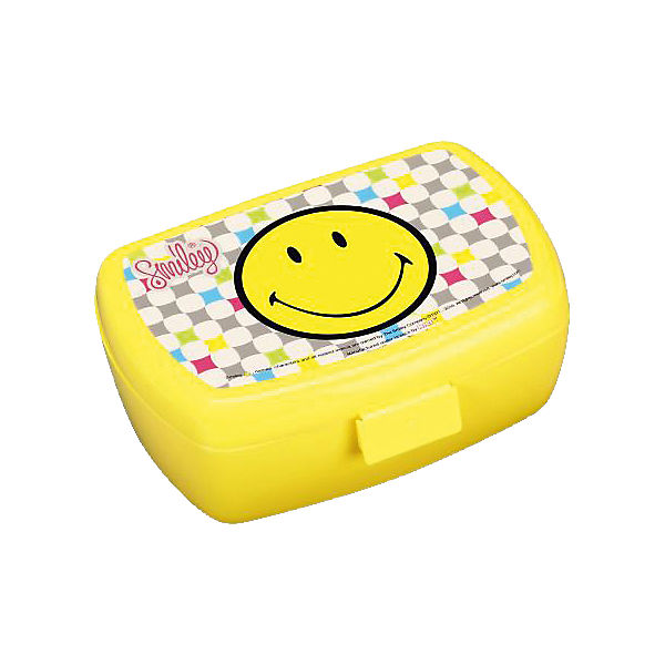 NICI Brotdose Smiley