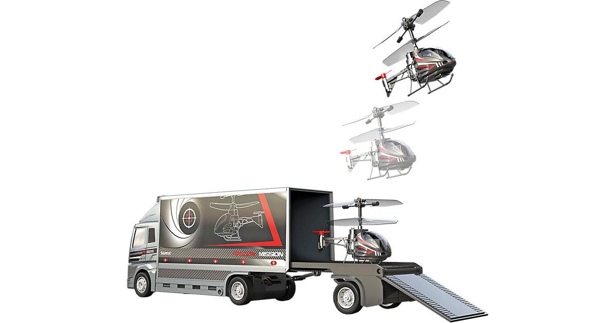IRC Helikopter/ Fahrzeug Falcon Mission
