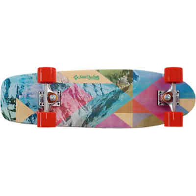 "Longboard Cruiser Kicktail 28"" - Rocky Mountain"