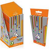 Набор цветных карандашей Y-Plus TRIPOD, 12 цв.