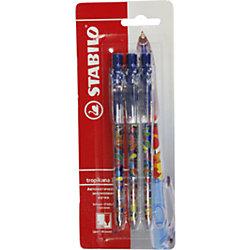 Ручка синяя, 3 шт.