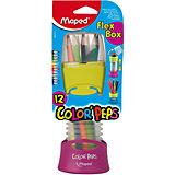 Набор цветных карандашей, 12 цв.
